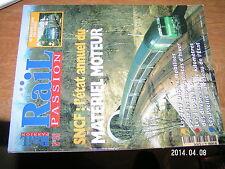 * Rail Passion n°58 Roanne-Lyon TGV Duplex 120 de DB Pacific ETAT