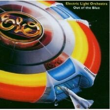 Electric LIGHT ORCHESTRA-out of the Blue CD 20 tracks International Pop Nuovo