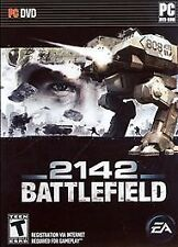 Battlefield 2142  (PC, 2006) COMPLETE WITH GUIDE