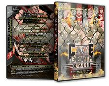CZW Wrestling: Cage of Death 18 DVD-R, Combat Zone Matt Tremont Joey Janela RSP