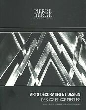 BERGE DESIGN Capron Chareau Fornasetti Forsell Vautrin Wabbes Catalog 2013