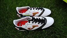 NWTJoma Super Copa Soccer Cleats Youth Size 5.5 White Black Red Gold New