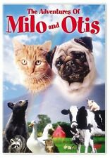 The Adventures of Milo and Otis. Full Screen Format. DVD. (2005)