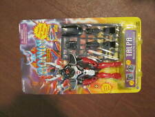 Ronin Warriors Action Figure - Talpa Master of the Evil Dynasty - Rare -Unopened