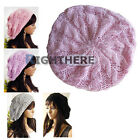 BRAND NEW FASHION MULTI COLOR BERET BRAIDED HAT BAGGY BEANIE CAP WARM WINTER
