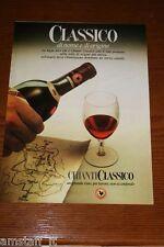 BC18=1972=VINO CHIANTI CLASSICO GALLO NERO=PUBBLICITA'=ADVERTISING=WERBUNG=