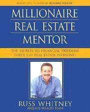 Millionaire Real Estate Mentor: Investing in Real Estate: A Comprehensive and