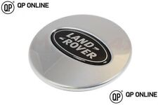 RANGE ROVER L322 RANGE ROVER SPORT WHEEL CENTER CAP SILVER AND BLACK LR021626
