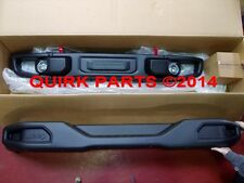 07-17 Jeep Wrangler 10th ANNIVERSARY RUBICON FRONT & REAR BUMPER MOPAR OEM NEW
