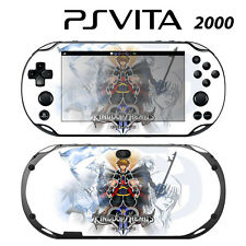 Vinyl Decal Skin Sticker for Sony PS Vita Slim 2000 Kingdom Hearts 3
