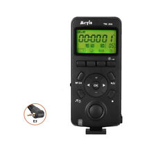 E3 Timing Timer Remote Control Shutter Release for Canon Pentax Contax Samsung