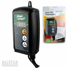 Hydrofarm Jump Start Heat Mat Thermostat Digital Temperature Controller