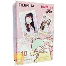 NEW BOXED FUJI INSTAX FILM 1 PACK (10PCS ) / LITTLE TWIN STARS 4 MINI 8 25 SP-1