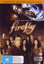 FIREFLY COMPLETE TV SERIES : NEW DVD