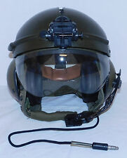 GENTEX SPH-4 HELICOPTER PILOT FLIGHT, FLYING HELMET SIZE REGULAR 1984