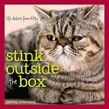 Stink Outside the Box : Life Advice from Kitty (2014, Hardcover)