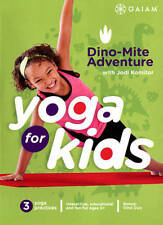 Yoga for Kids: Dino-Mite Adventure New DVD