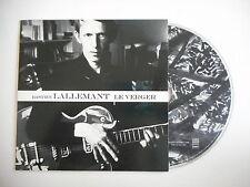 """BASTIEN LALLEMANT : LE VERGER """"LA PLAGE"""" [ CD ALBUM ] ~ PORT GRATUIT"""