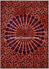 Indian Tapestry Wall Hanging Mandala Throw Hippie Beach Gypsy Large Yoga Mat Rug