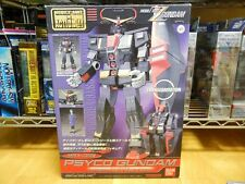 "MSIA Mobile Suit in Action!  ""MRX-009 PSYCO Gundam"" Action Transformation BANDAI"