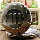 111 Official Licensed Merchandise Vault Games Fallout 4 Necklace Pocket Watch