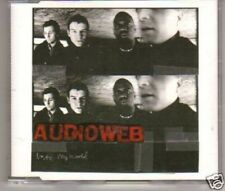 (A913) Audioweb, Into My World - new 1996 CD