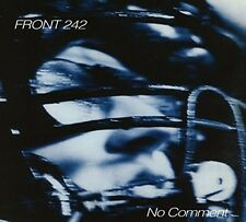 No Comment / Politics Of Pressure - Front 242 (2016, CD NIEUW)