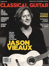 CLASSICAL GUITAR Summer 2015 JASON VIEAUX Joaquin Rodrigo Female Flamenco