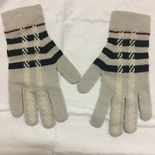 Burberry Guanti Uomo Tg. Unica 100% Originali  - Wool Burberry Gloves One Size
