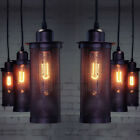 New Vintage Industrial DIY Ceiling Lamp Edison Light chandelier Pendant Lighting
