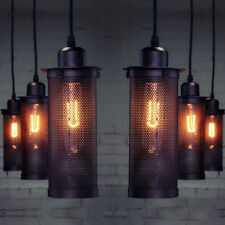 Hot DIY Vintage Industrial Lighting Ceiling Lamp Edison Light chandelier Pendant