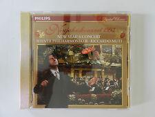 CD Neujahrskonzert 1993 Riccardo Muti New Year´s Concert Wiener Philharmoniker +
