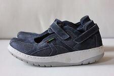 MEPHISTO SANO Sneaker Gesundheitsschuhe Größe EU 5 US 7,5 blau Leder