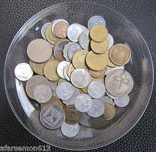 LOT OF 65 MIXED OLD ISRAEL COINS    WORLDWIDE FREE SHIPPING WITH TRACKING NUMBER