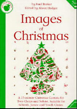 Paul Barker Images Of Christmas Learn Cantata PIANO PVG Music Teachers Book