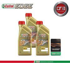 3 LT OLIO MOTORE CASTROL EDGE 5W30 FST LONGLIFE (LL) VW 504.00 507.00