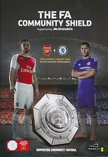 FA COMMUNITY SHIELD 2015 Arsenal v Chelsea