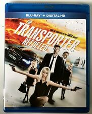 THE TRANSPORTER REFUELED BLU RAY FREE WORLDWIDE SHIPPING NEW RELEASE