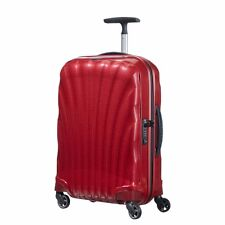 """Samsonite Cosmolite 3.0 20"""" RED Carry on Spinner Luggage 4-wheeled 80407-1726"""