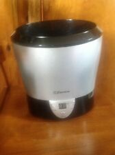 EMERSON PORTABLE ELECTRONIC WINE COOLER ICE BUCKET CHILLER 2 BOTTLE
