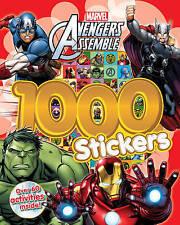 Marvel Avengers Montar 1000 pegatinas: más de 60 actividades dentro! por..
