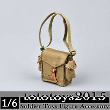 Dragon DML Toy 1/6 Scale Model WWII US Army Medical kits Bag Back Pack Haversack