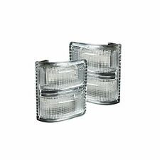 RECON 264140CL Ford 08-16 Superduty Clear-Amber Mirror Light LED Kit