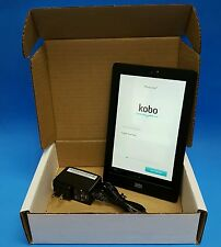 "Kobo Arc eBook Reader Tablet 7"" LCD 64GB Android WiFi with Camera, Black"