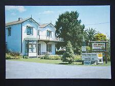 HISTORIC HOMESTEAD HOLLY LODGE ESTATE WINERY WANGANUI NEW ZEALAND POSTCARD