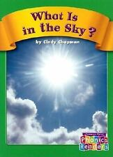 What is in the Sky? Compass Point Phonics Readers-Level C - Chapman, Cindy - Lib