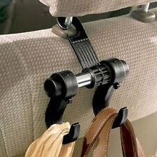 Auto Autositz Organizer Taschen Kleider Aufhänger Rücksitz Haken Schwarz DODE