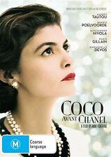 Coco Avant Chanel (DVD, 2010)
