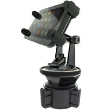 Samsung Galaxy Tab Pro 8.4 10.1 12.2 Tablet VIBRATION FREE Car Cup Holder Mount