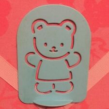 A Cute Blue Plastic Sanrio 76,99 Hello Kitty Teddy Bear Stencil